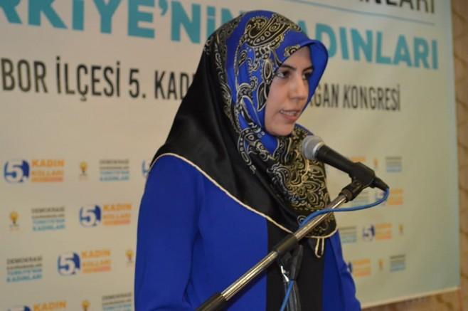 AK Parti Bor Kadın Kolları 5. Olağan Kongresi yapıldı