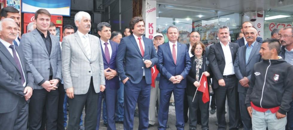 Av. Murat Fahri Ertul, MHP'den Milletvekili Aday Adayı Oldu