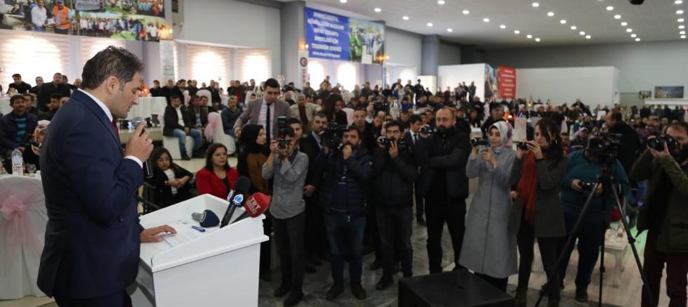 Başkan Demircioğlu'ndan Gazeteciler Günü Mesajı