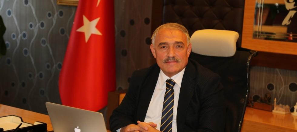 Başkan Özkan'dan 10 Ocak Gazeteciler Günü Mesajı