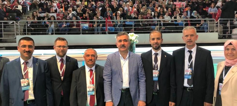 Başkan Özkan'dan Ankara Temasları