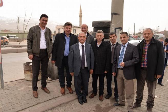 Belediye Başkanı Özkan'dan Yoğun Mesai
