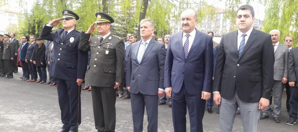 Bor'da Polis Haftası Kutlandı