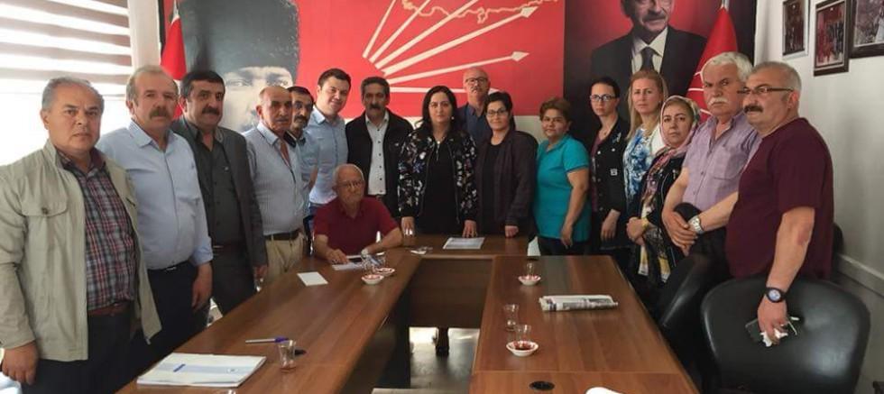 CHP İl Başkanlığı'ndan İsrail'e Tepki