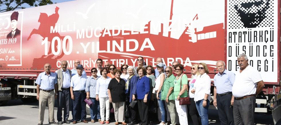 CUMHURİYET TIRI NİĞDE'DE