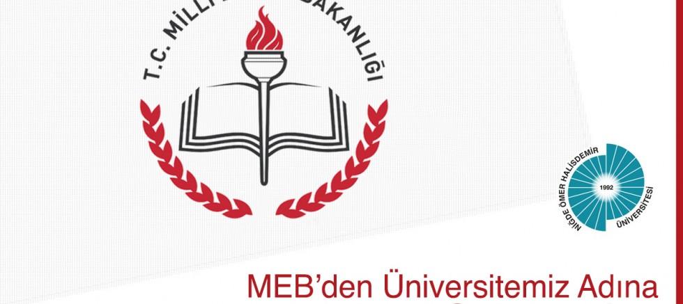 MEB'den Üniversite Adına YLSY Kontenjanı