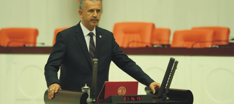 """MİLLETVEKİLİ ERGUN:""""BASIN TOPLUMUN ORTAK SESİDİR"""""""