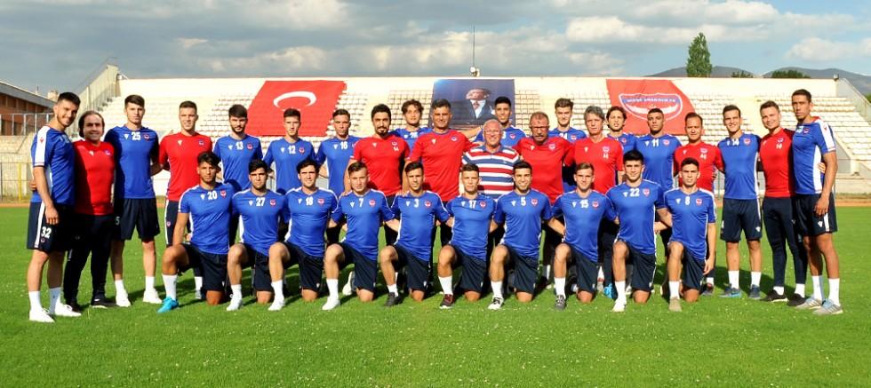 Niğde Anadolu Fk'nın Kupada Rakibi Zonguldak Kömürspor
