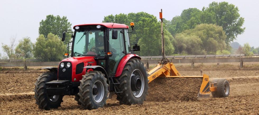 Niğde'de 17 Bin Adet Traktör Bulunuyor