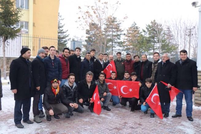 Niğde'de 50 Kişi Gönüllü Askerlik Başvurusu Yaptı