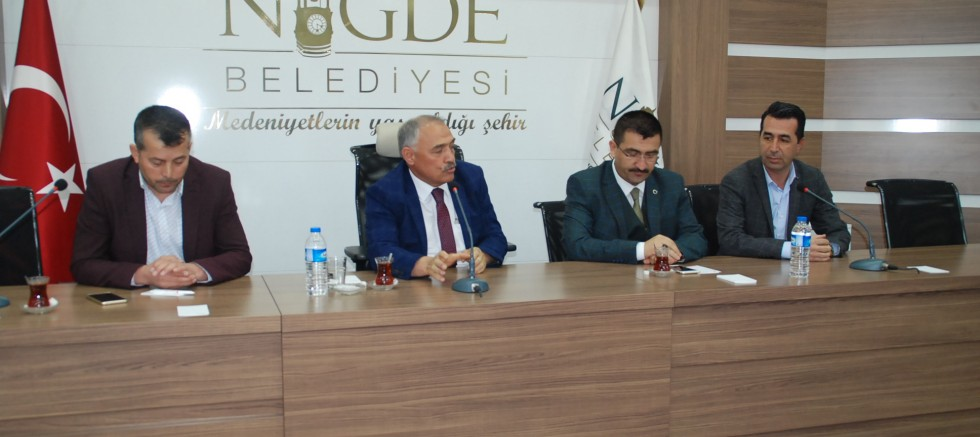 Niğde'de Mehmetçikler İçin Kampanya Başlatıldı