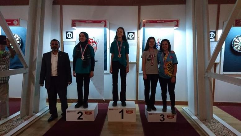Niğde, Takım Halinde 4 Bronz Madalya Kazandı
