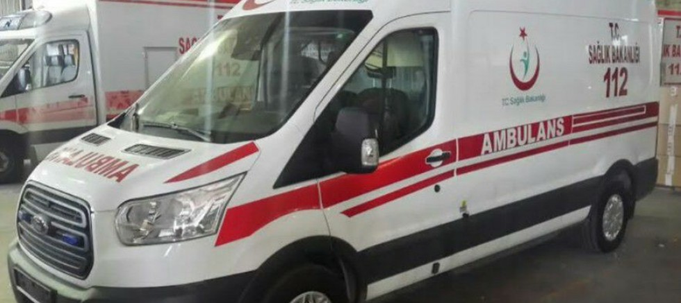 Niğde'ye 2 Yeni Ambulans