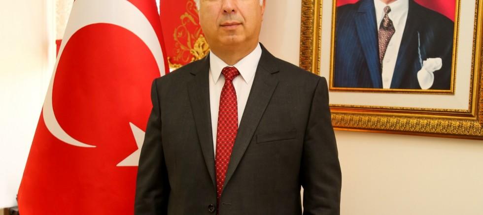 Rektör Prof. Dr. Muhsin Kar'dan 10 Kasım Mesajı