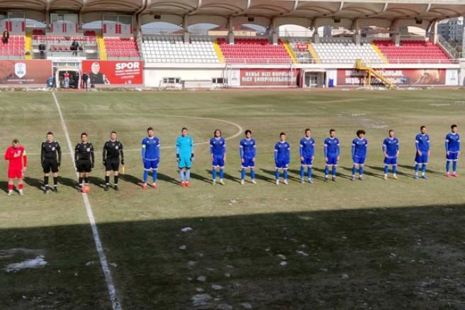 SANCAKTEPE FK: 0 – NİĞDE ANADOLU FK: 0