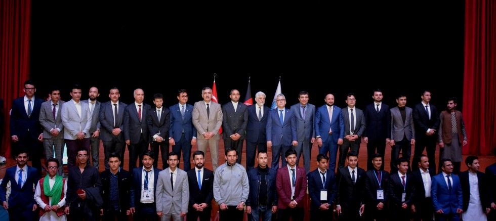 Türkiye-Afganistan Dostluk Gecesi Düzenlendi