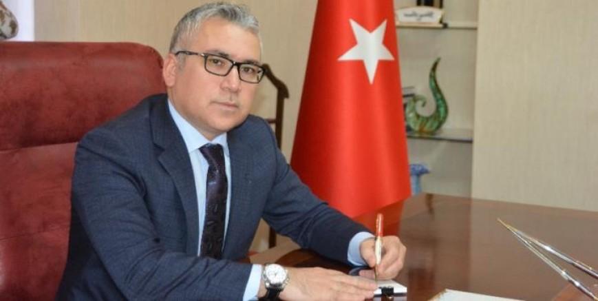 Vali Şimşek'in 10 Kasım Atatürk'ü Anma Günü Mesajı