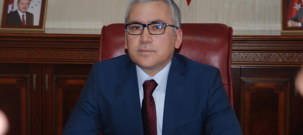 Vali Şimşek'in 19 Ekim Muhtarlar Günü Mesajı